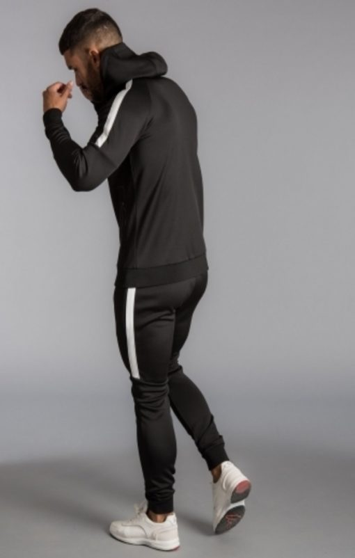 core poly plus tracksuit top black p14600
