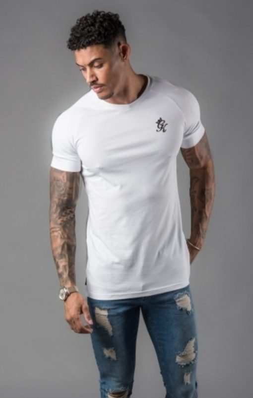 core plus t shirt white p15313