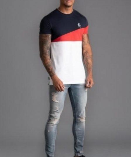 gym king nicolas t shirt navy nights white red p15991 82317 medium 600x943