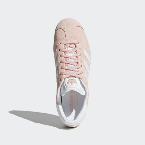 Gazelle Shoes Pink BB5472 02 standard hover