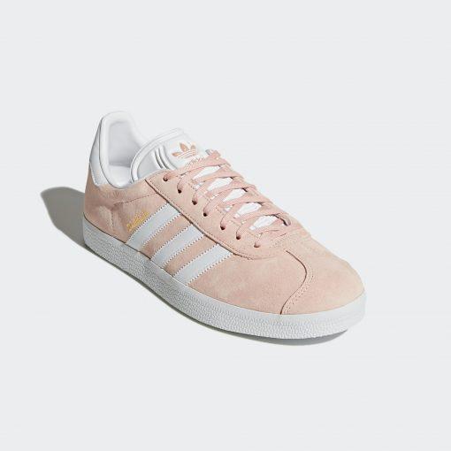 Gazelle Shoes Pink BB5472 04 standard