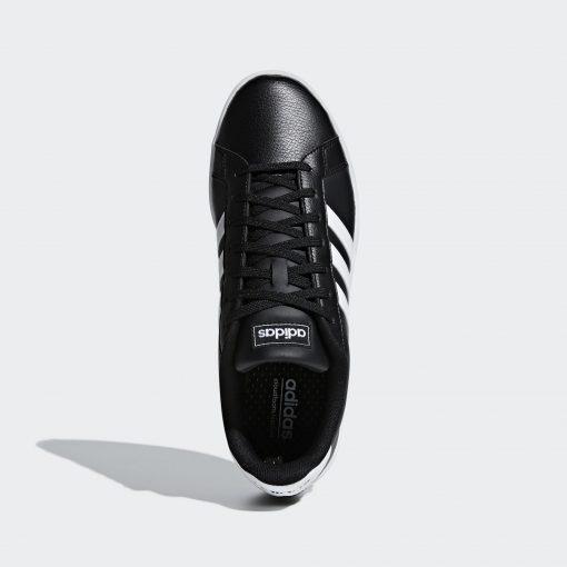 Grand Court Shoes Black F36393 02 standard