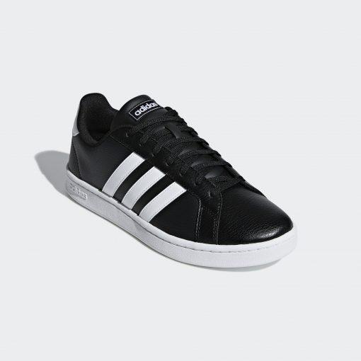 Grand Court Shoes Black F36393 04 standard