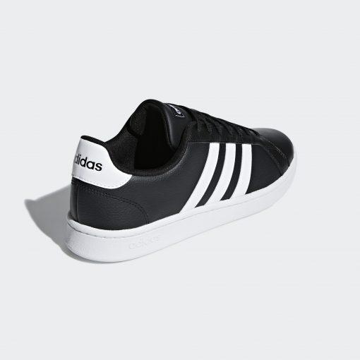 Grand Court Shoes Black F36393 05 standard