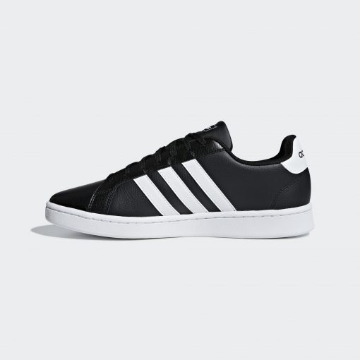 Grand Court Shoes Black F36393 06 standard