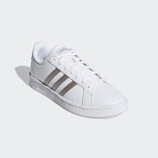 Grand Court Shoes White F36485 04 standard
