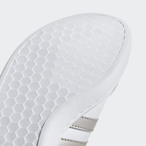 Grand Court Shoes White F36485 43 detail