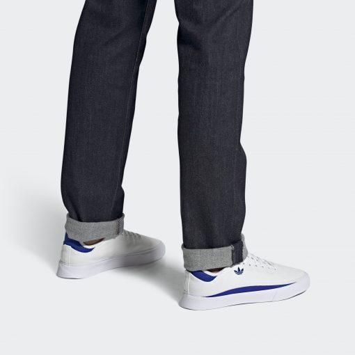 Sabalo Shoes White FV0689 010 hover standard