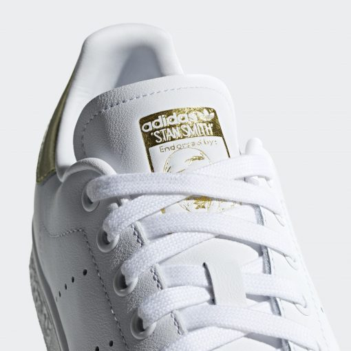 Stan Smith Shoes White EE8836 41 detail