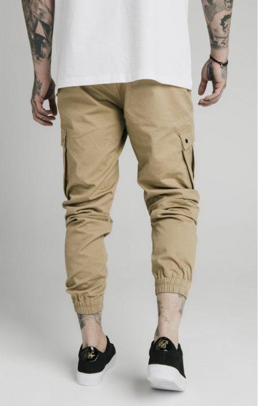 siksilk cargo pants beige p4776 45013 medium