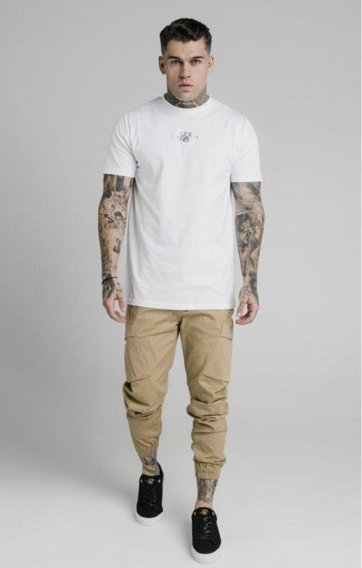 siksilk cargo pants beige p4776 45014 medium