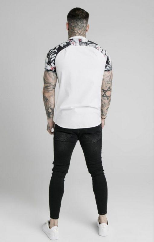 siksilk s s floral raglan tech shirt white floral p5167 49908 medium