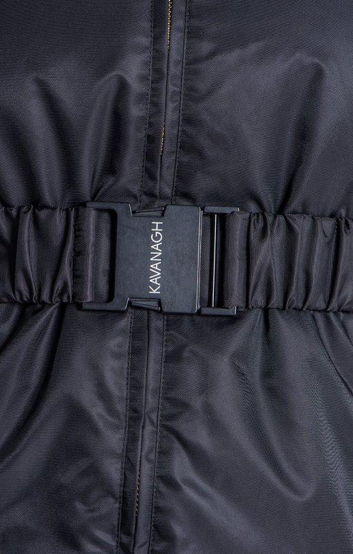 Black Belt Jacket