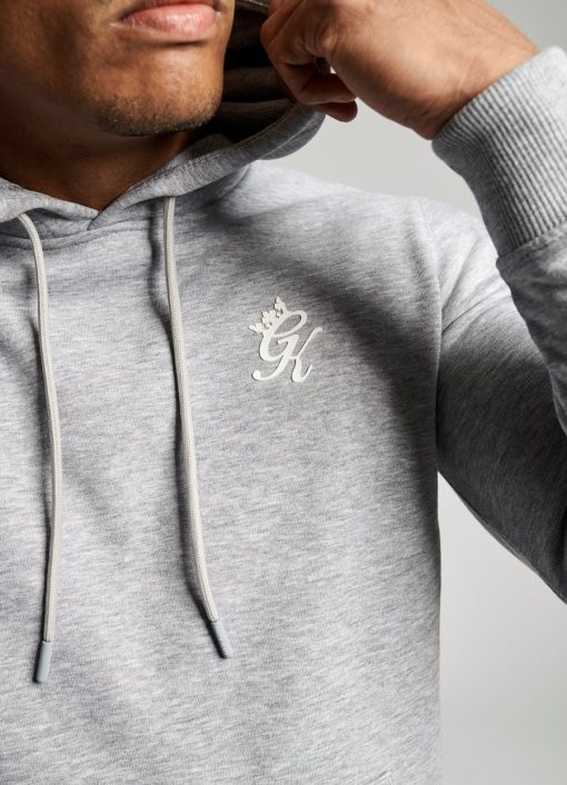 gym king basis pullover hoodie and jogger grey marl  30 2 786aa3b4 3d76 4333 9af5