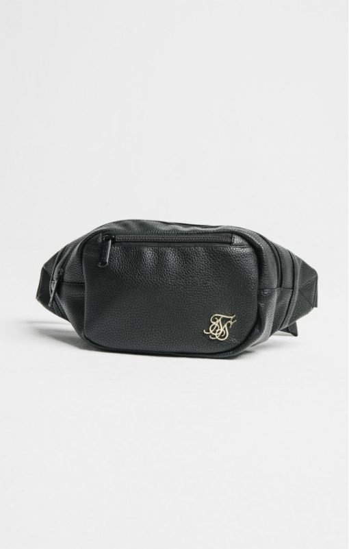 siksilk bumbag black p5207 50382 medium