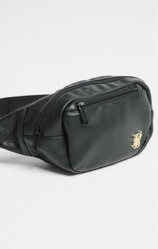 siksilk bumbag black p5207 50383 medium