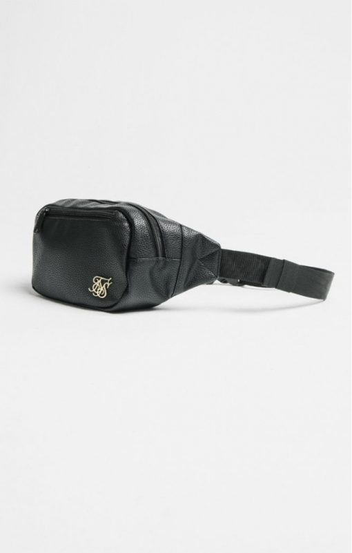 siksilk bumbag black p5207 50384 medium
