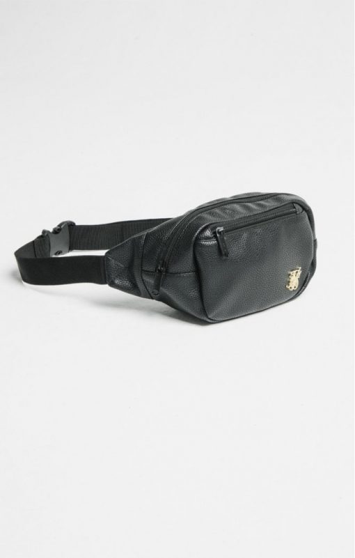 siksilk bumbag black p5207 50385 medium