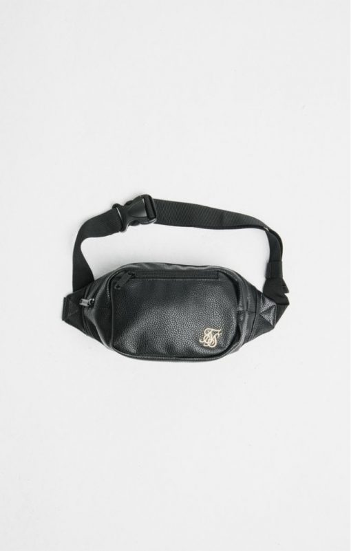 siksilk bumbag black p5207 50386 medium
