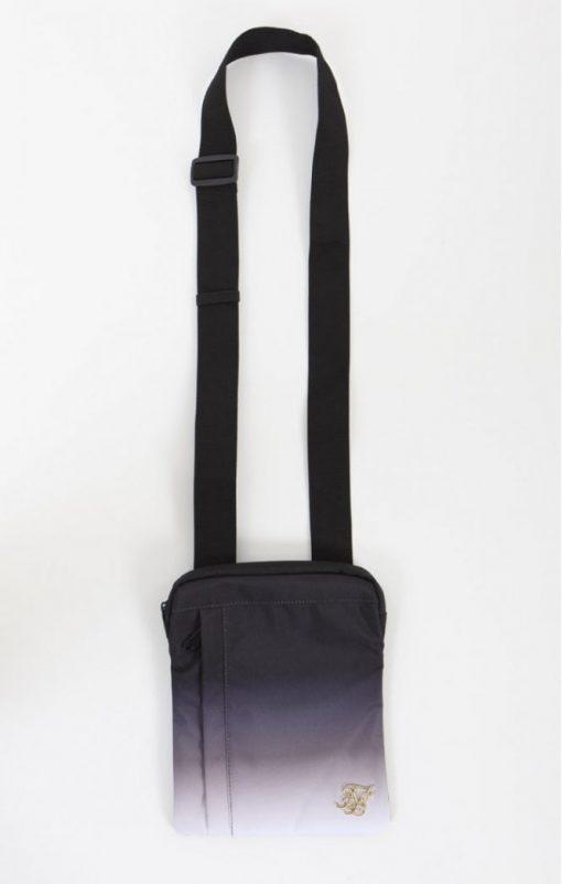 siksilk fade flight bag black white p5209 50400 medium