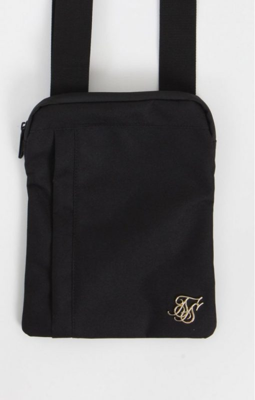 siksilk flight bag black gold p5208 50391 medium
