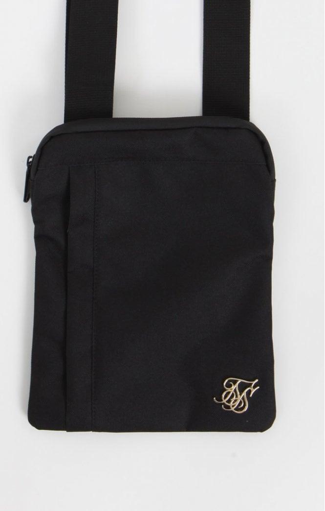 siksilk flight bag black gold p5208 50391 medium