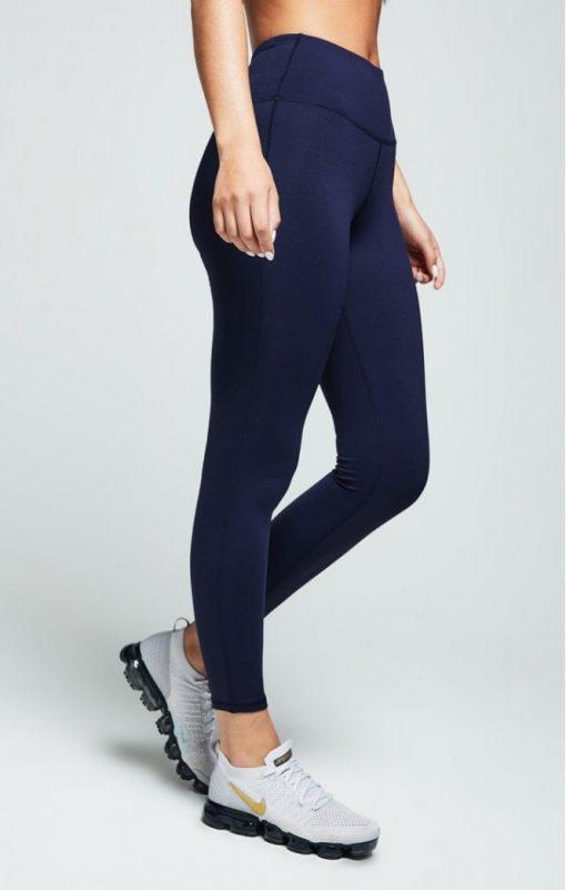 siksilk gym leggings navy p4868 46243 medium