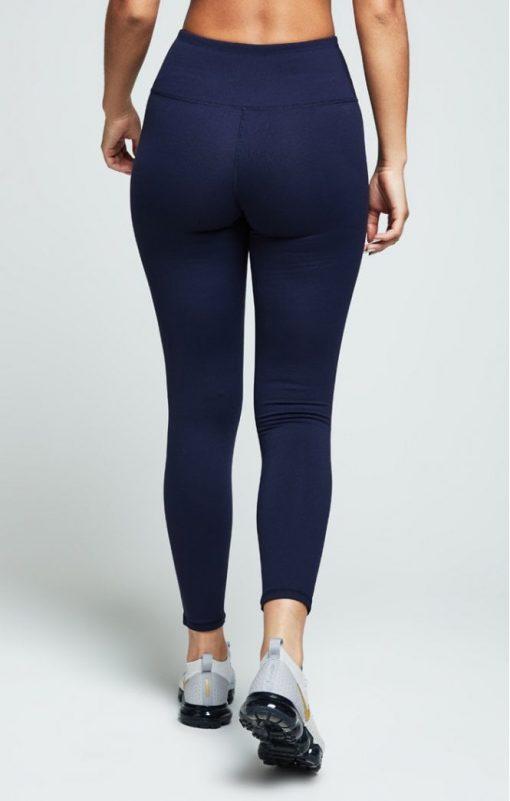 siksilk gym leggings navy p4868 46244 medium