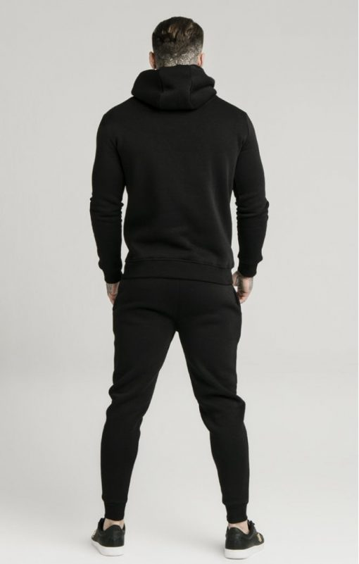 siksilk muscle fit jogger black p5428 53343 medium