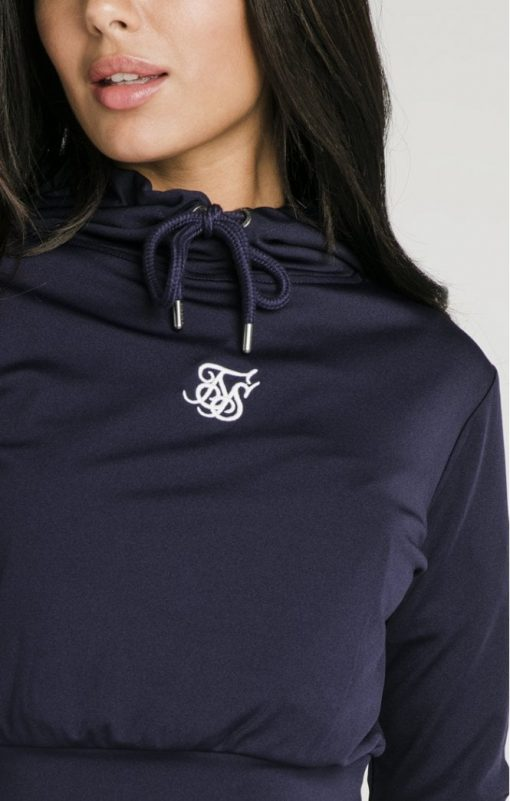 siksilk zonal track top navy p4883 48890 medium